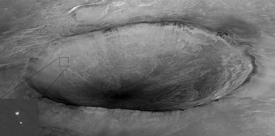 Image: NASA/JPL/University of Arizona