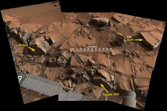 Credit: NASA/JPL-Caltech/MSSS Cick for large version