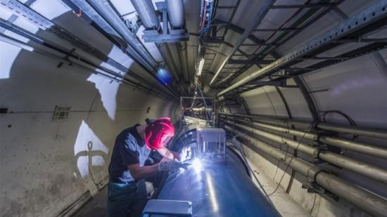 Photo by Anna Pantelia, CERN