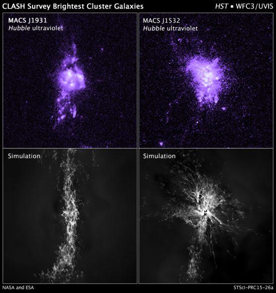 Credit: NASA, ESA, M. Donahue (Michigan State University), and Y. Li (University of Michigan)