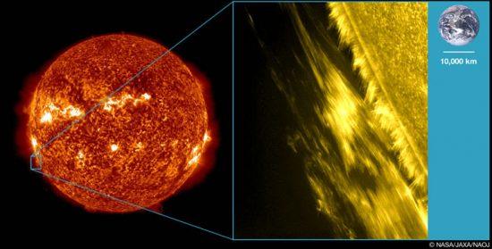 credit: NASA/JAXA/NAOJ
