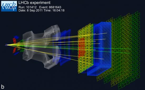 Credit: CERN/LHCb Collaboration