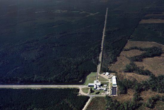 Courtesy of Caltech/MIT/LIGO Laboratory