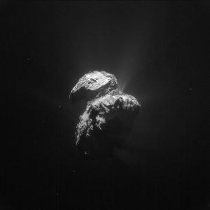 Credits: ESA/Rosetta/NAVCAM – CC BY-SA IGO 3.0