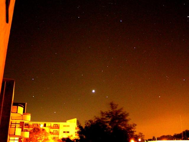 Venus, Saturn, Gemini