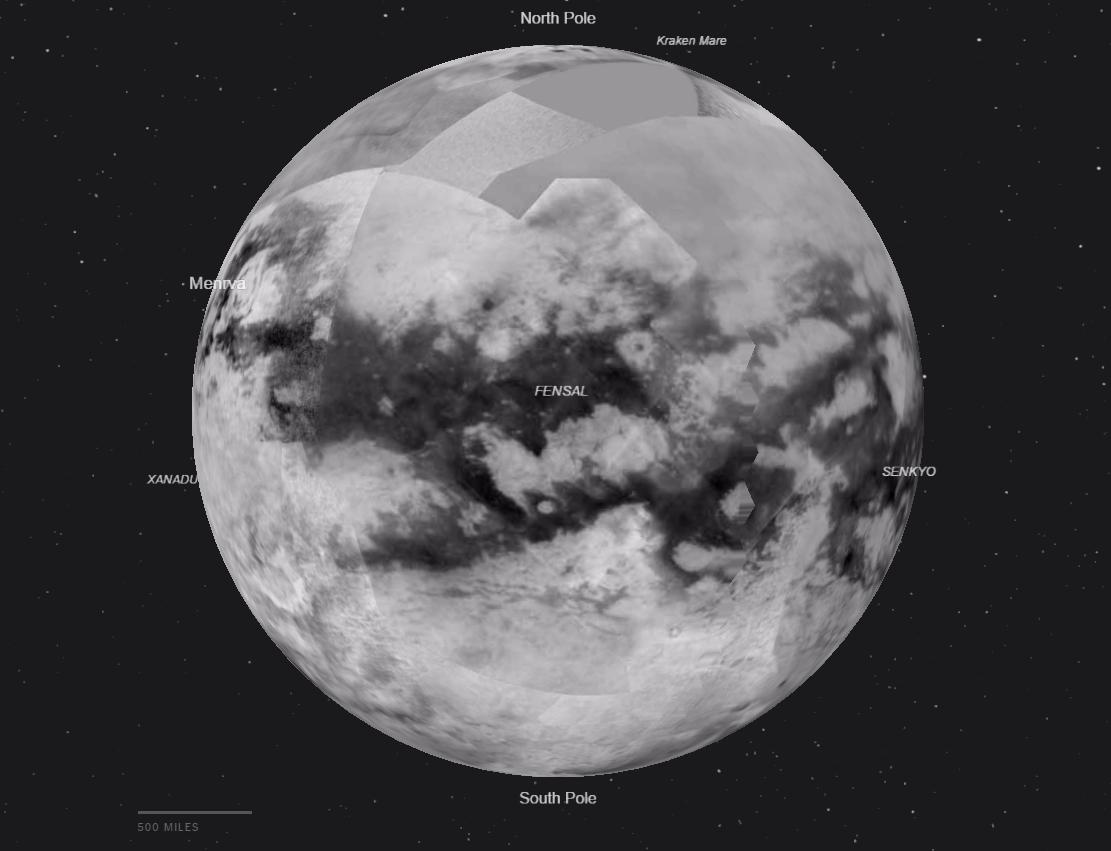 how much moons does saturn have - photo #35