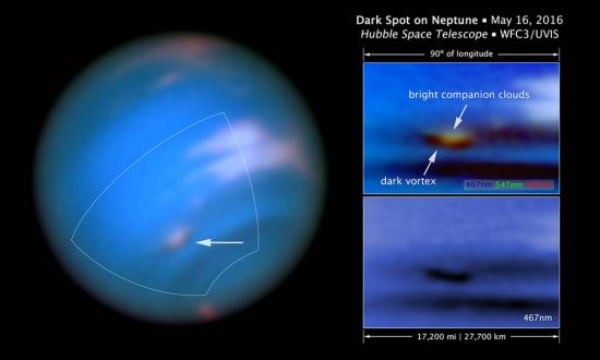 Credits: NASA, ESA, and M.H. Wong and J. Tollefson (UC Berkeley)