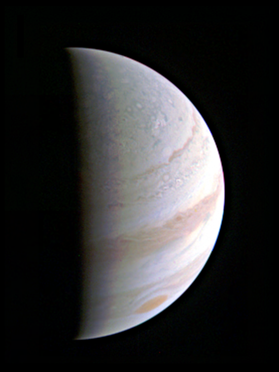 Credits: NASA/JPL-Caltech/SwRI/MSSS